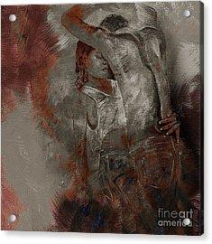 Tango Dance 998alu Acrylic Print by Gull G