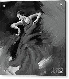 Tango Dancer 032 Acrylic Print