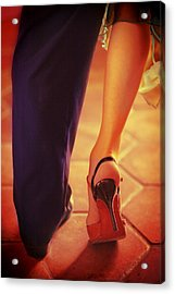 Tango Together Acrylic Print