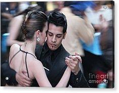 Acrylic Print featuring the photograph Tango by Wilko Van de Kamp