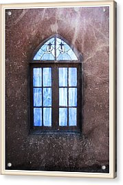 Taos, There's Something In The Light 4 Acrylic Print