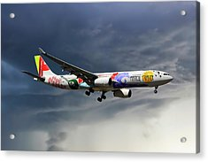 Tap Portugal Airbus A330-343 Acrylic Print