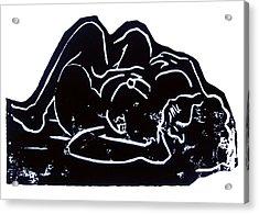Tarbaby 1 Acrylic Print by Adam Kissel