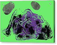 Tarbaby 3 Acrylic Print by Adam Kissel