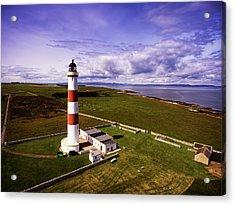 Tarbat Ness Lighthouse Acrylic Print