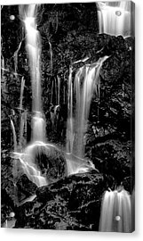 Tarcento's Cascade 4 Acrylic Print