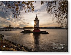 Tarrytown Lighthouse Acrylic Print