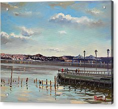 Tarrytown View Acrylic Print