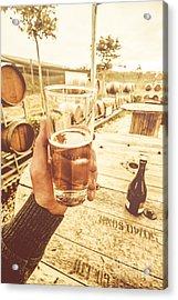 Tasmanian Ciders Acrylic Print by Jorgo Photography - Wall Art Gallery