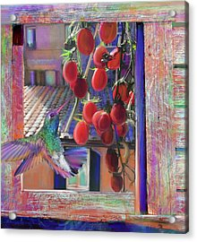 Taste Of Italy  Acrylic Print