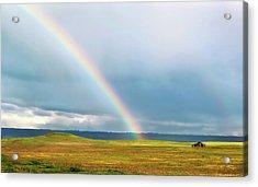 Taste The Rainbow Acrylic Print