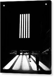 Acrylic Print featuring the photograph Tate Modern by Art Shimamura