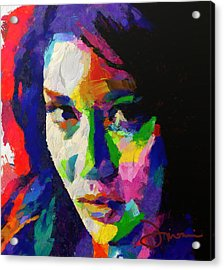 Tatiana Acrylic Print