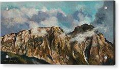 Tatry Mountains- Giewont Acrylic Print