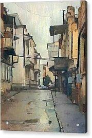 Tbilisi Old Streets 2 Acrylic Print