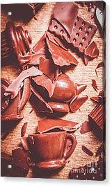 Tea Break  Acrylic Print by Jorgo Photography - Wall Art Gallery