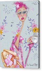Tea For Me Acrylic Print
