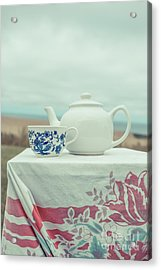 Tea Service Acrylic Print