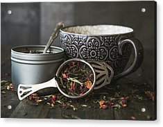 Tea Time 8312 Acrylic Print