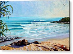Tea Tree Bay Noosa Heads Australia Acrylic Print