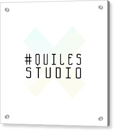 Team Quiles Acrylic Print