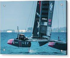 Team Usa Takes Flight  Acrylic Print
