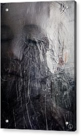 Acrylic Print featuring the digital art Tears Of Ice by Gun Legler