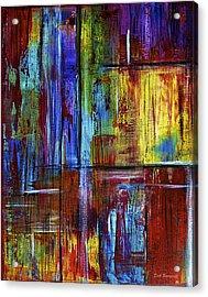 Tears Of Joy Acrylic Print
