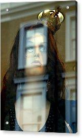 Tears Of Plenty Acrylic Print by Jez C Self