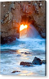 Tears Of The Sun Acrylic Print