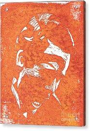 Teddy's Anger Acrylic Print