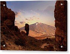 Teide - Tenerife Acrylic Print