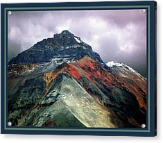 Telluride Mountain Acrylic Print