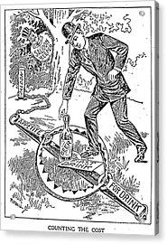 Temperance Movement, 1915 Acrylic Print