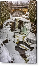 Temperance River Gorge Acrylic Print by Craig Voth