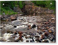 Temperance River Acrylic Print