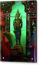 Temple 3 Acrylic Print