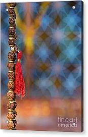 Temple Japamala Acrylic Print