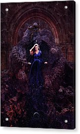 Temple Of Lilith Acrylic Print
