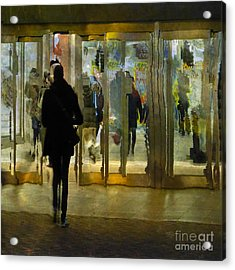 Acrylic Print featuring the photograph Temptation by LemonArt Photography