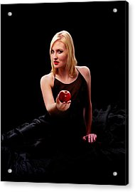 Temptress Acrylic Print by Don Wolf