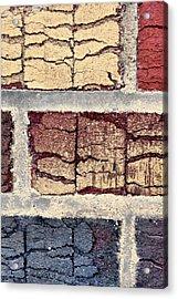 Tender Bricks Acrylic Print