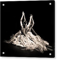 Tender Dance Acrylic Print