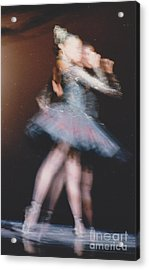 Tendu Back Acrylic Print