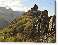 Tenerife Canary Islands Acrylic Print