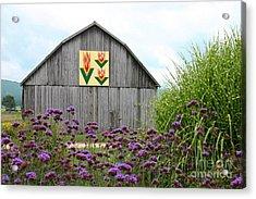 Tennessee Tulip Acrylic Print
