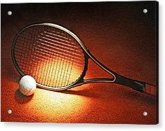 Tennis Racket Acrylic Print