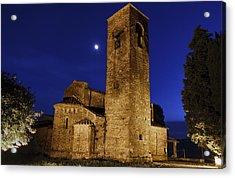 Tenth Century Church In Artimino Acrylic Print