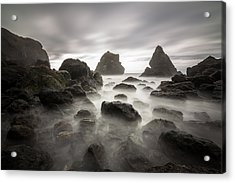 Tepona Point Acrylic Print