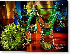 Tequila Ready Acrylic Print